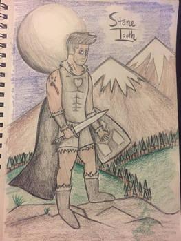 Warrior Humans StoneTooth