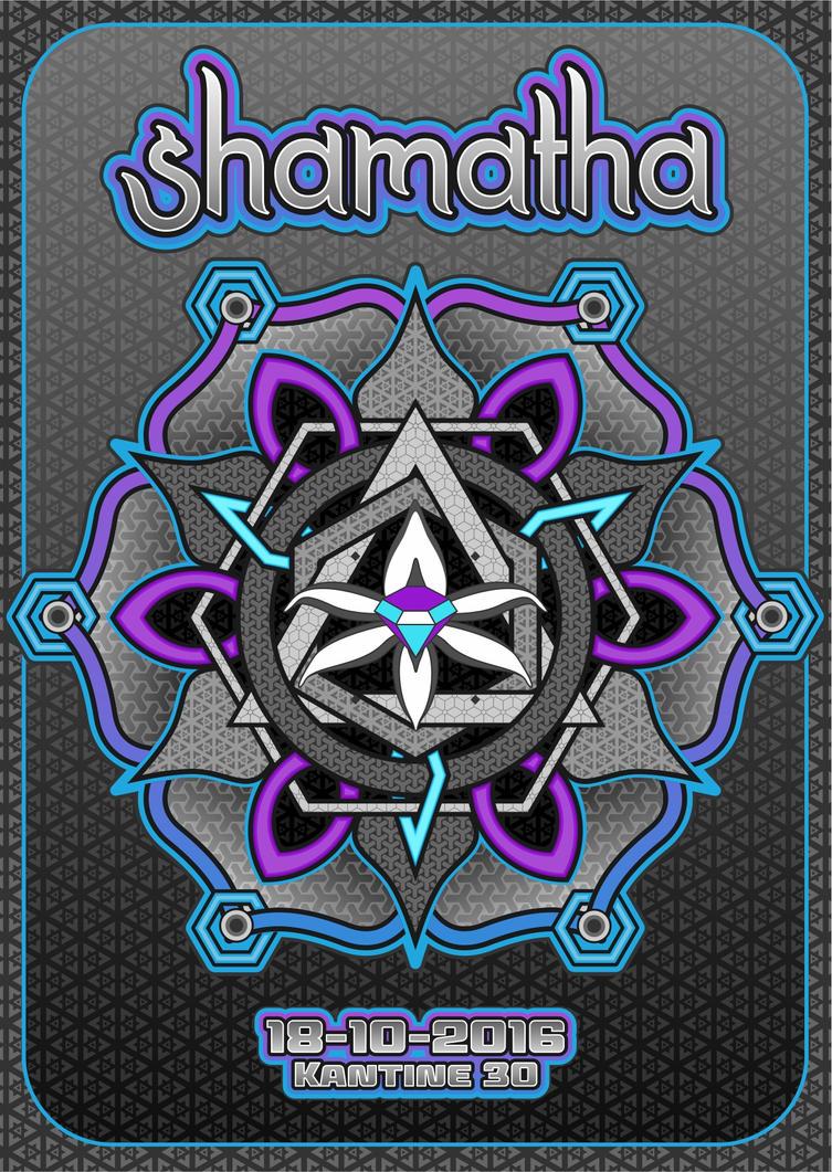 Shamatha 01 by JerryDesigns