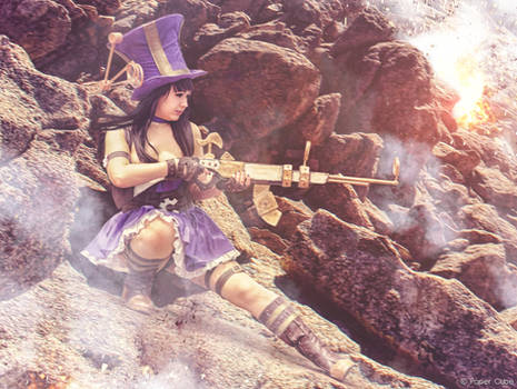 Classic Caitlyn - League of Legends