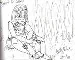 Jun and Jin Kazama
