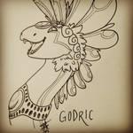 Dragon Practice - Godric