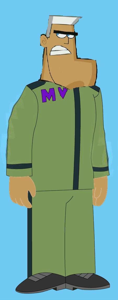 Major Von Stangle