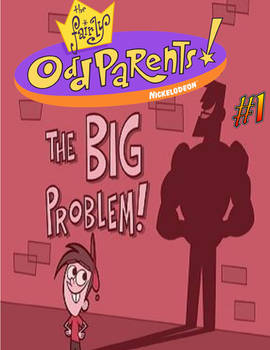 Fairly Odd Comics Issue 1-The Big Problem!-Cover