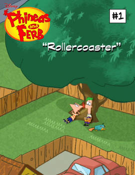 Phineas and Ferb Comics Issue 1-Cover Version 1