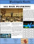 Planktopolis Gazette 4/12/2031 Pg. 1