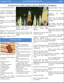Planktopolis Gazette 4/12/2031 Pg. 3