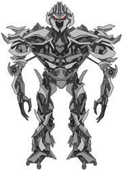 Decepticon Commander Megatron