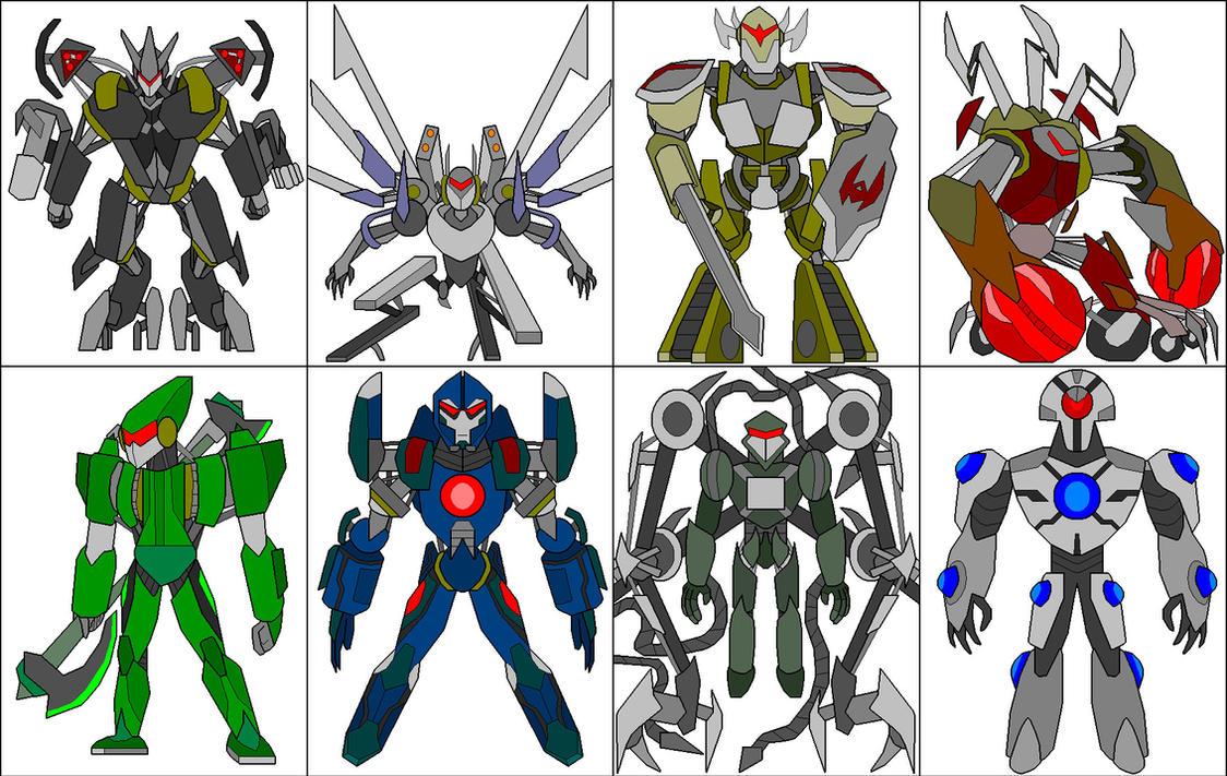 Holocron's Generals by DarkLordJadow