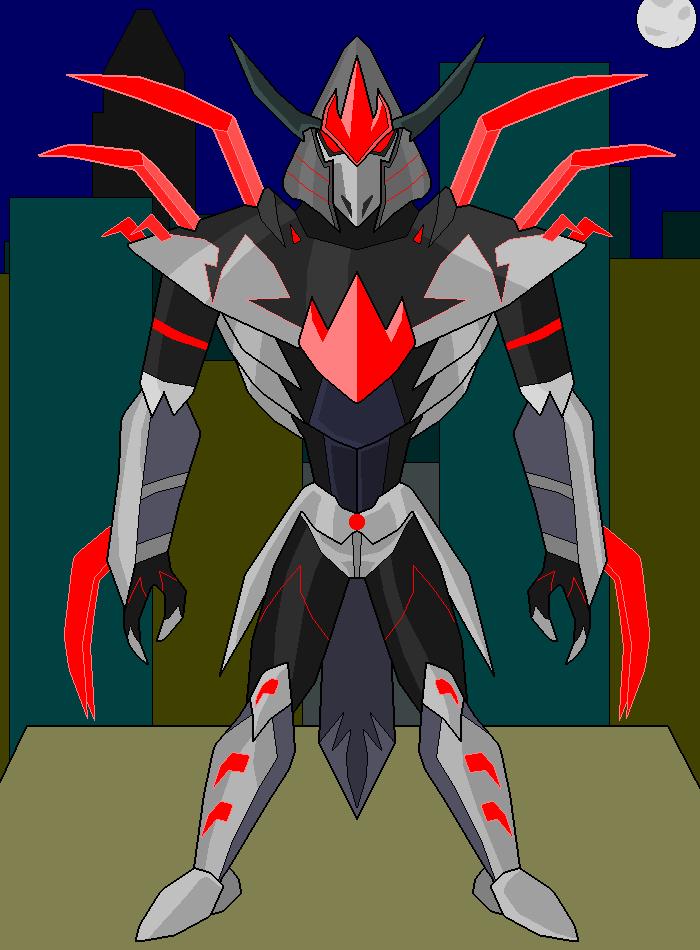 Cyber Shredder By Darklordjadow On Deviantart