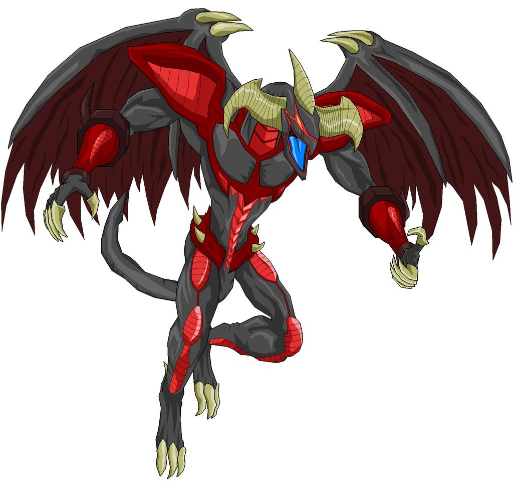 Red Dragon Archfiend by DarkLordJadowYugioh 5ds Red Nova Dragon