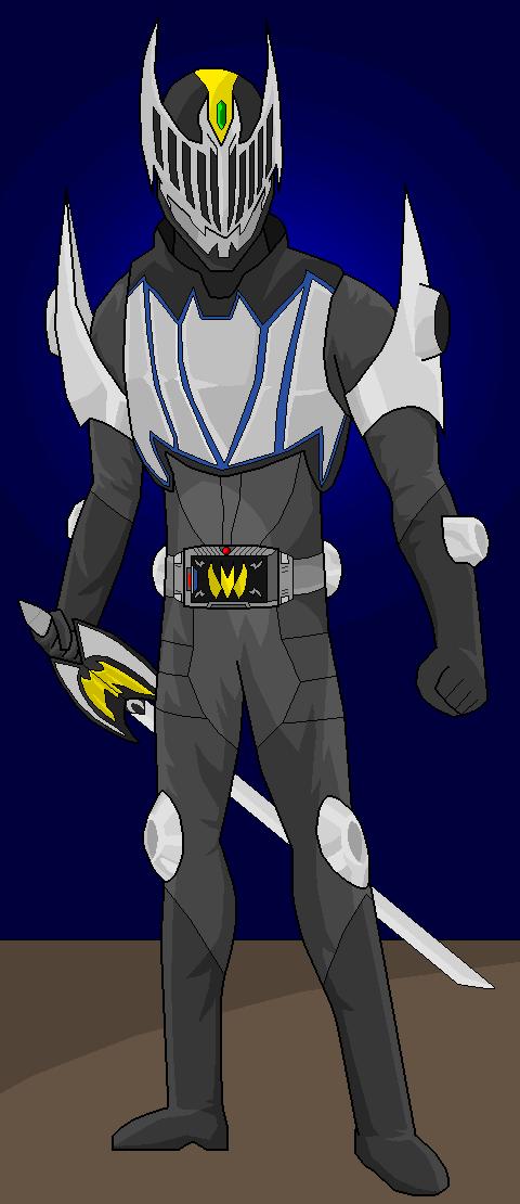 Kamen Rider Wing-Knight by DarkLordJadow
