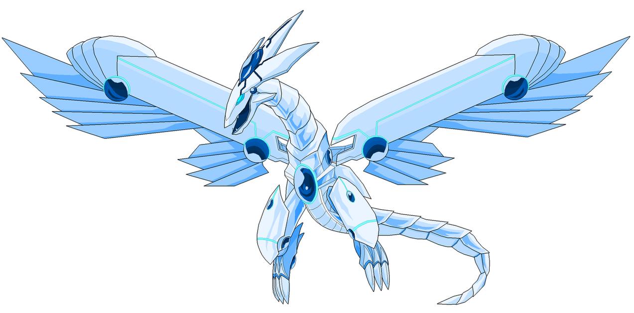 Blue Eyes Shining Dragon by DarkLordJadow on DeviantArt