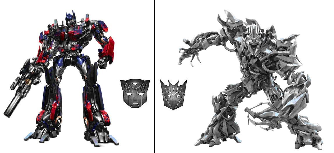 Transformers by DarkLordJadow