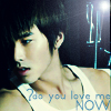 Icon: Do you love me now by baka-lime
