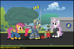 When Earth Ponies fly (500 watchers)