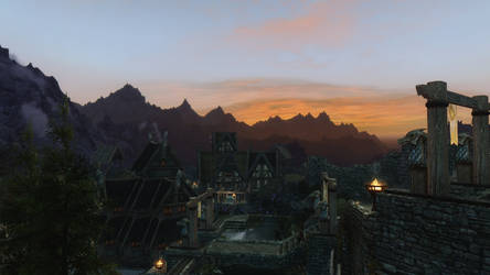 Greetings from Whiterun by Starbolt-81
