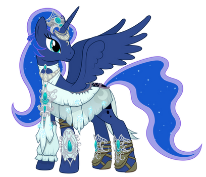 Luna Whisperwind, Preistess of Elune