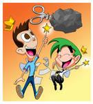 Rock Paper Scissors by Captain-Galant