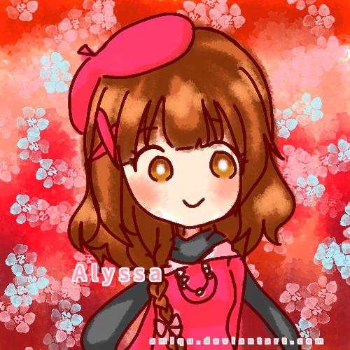 [COM] {L8} Alyssa ~ by P-inko