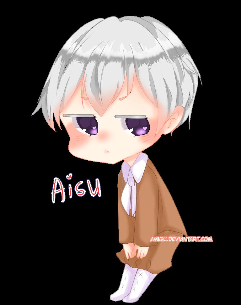 Aisu-su by P-inko