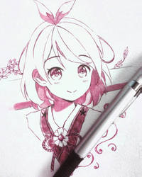 Lovely Pink [QuickDraw] by Aspireci
