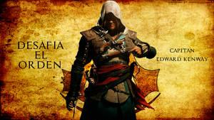 Assassins creed 4 wallpaper