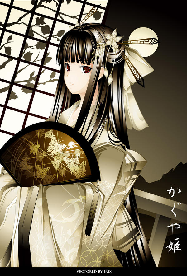 Touhou: Kaguya-sama By Isthell On DeviantArt