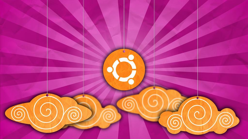 Ubuntu Cloud WallPaper by aquils on DeviantArt