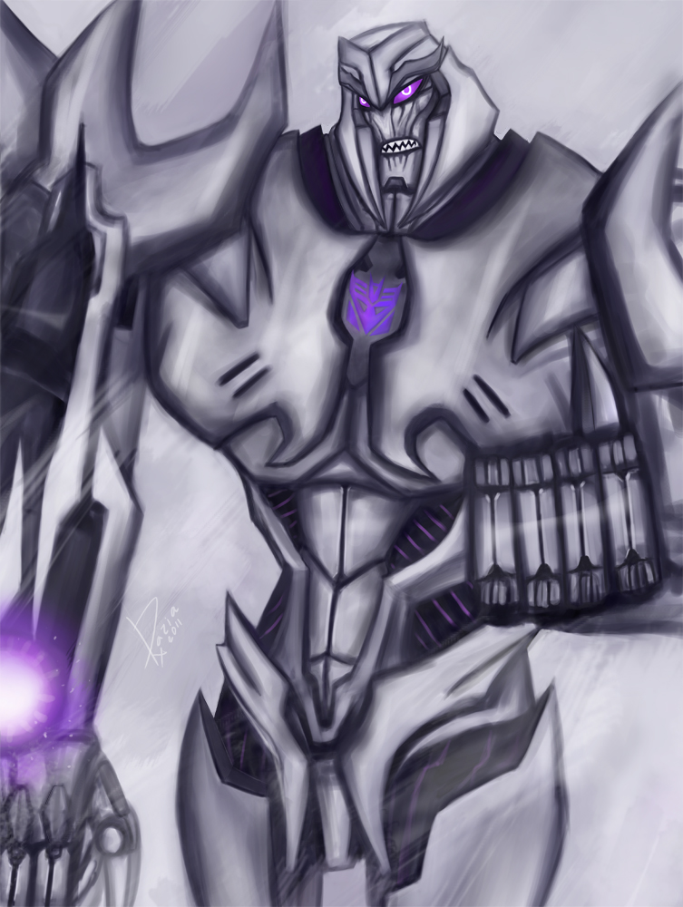 TFP Megatron by dariiy