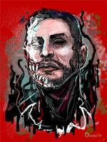 Hardy venom by dariiy
