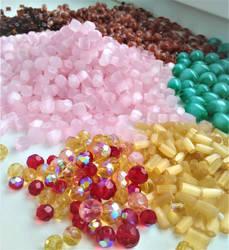 Beads stock 1