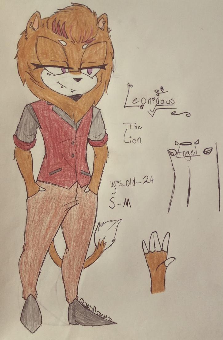 Leonidous by Chaotickawaski