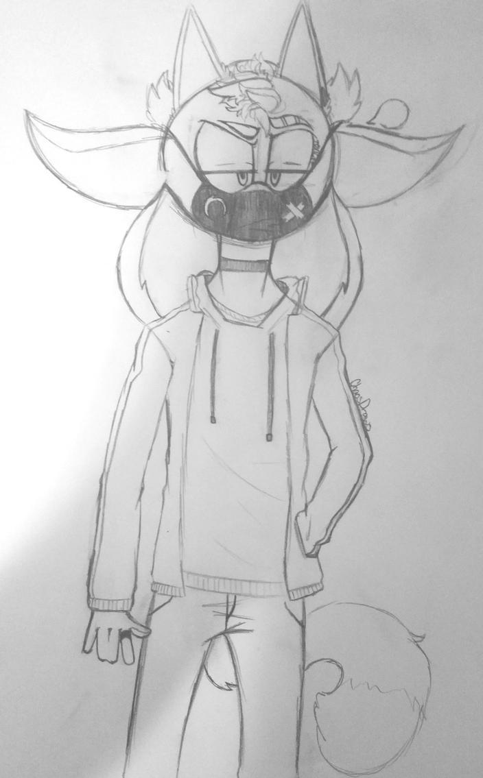 Masked up by Chaotickawaski