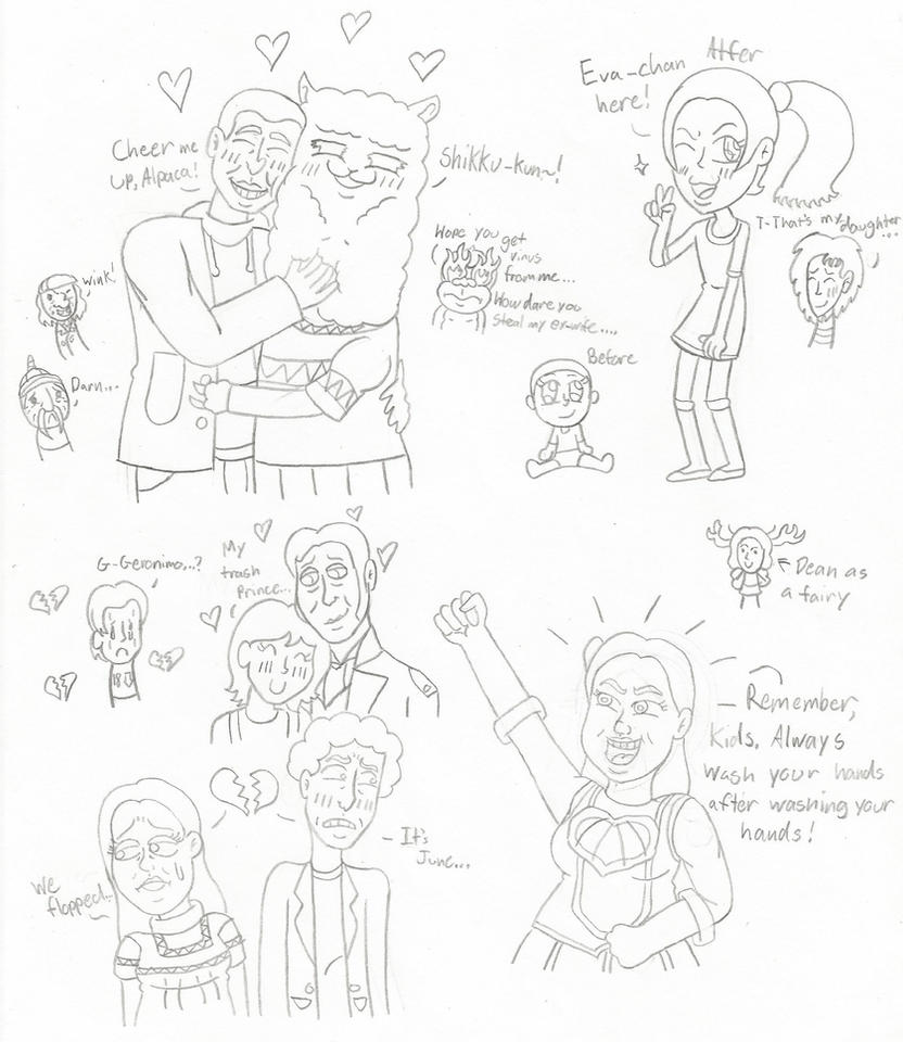Tomodachi Life is still a hell of drug by LUVKitty13