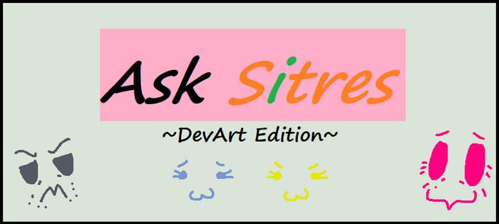 Ask Sitres DevArt Edition by AmberGolden97