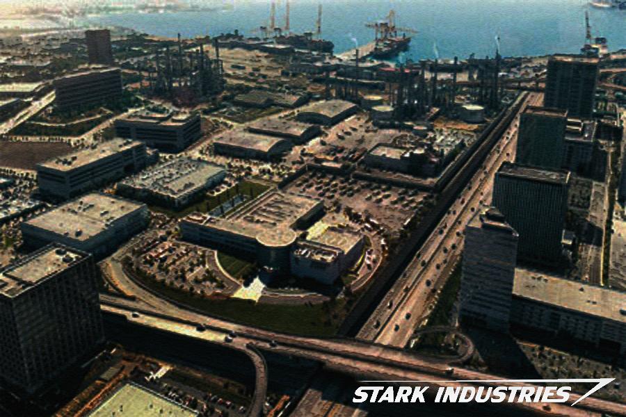 Stark IndustriesStark Industries Headquarters