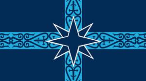 Areth Kalas: Royal Flag of Skalzankand