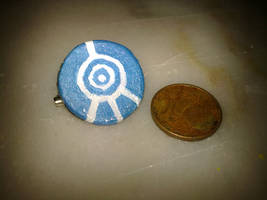 Code Lyoko Chronicles: Army of Nothing - Pin