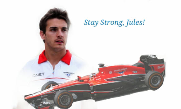 Stay Strong Jules!