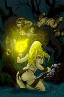 Jungle Girl by Ta2dsoul
