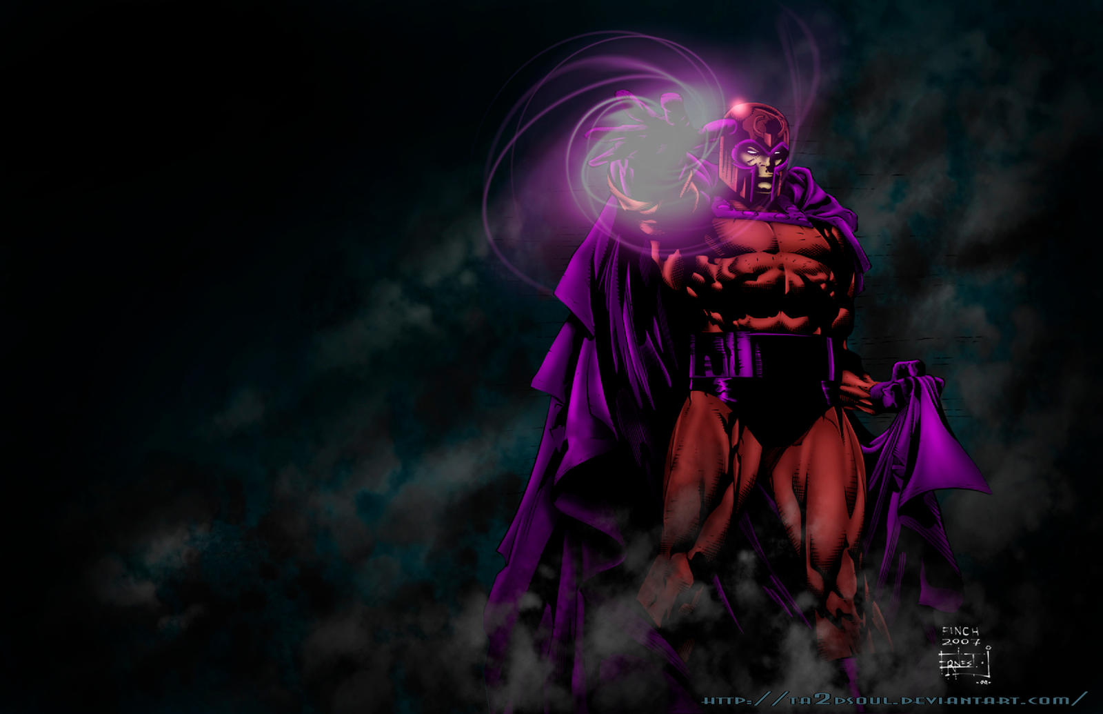 magneto wallpaper by ta2dsoul on deviantart