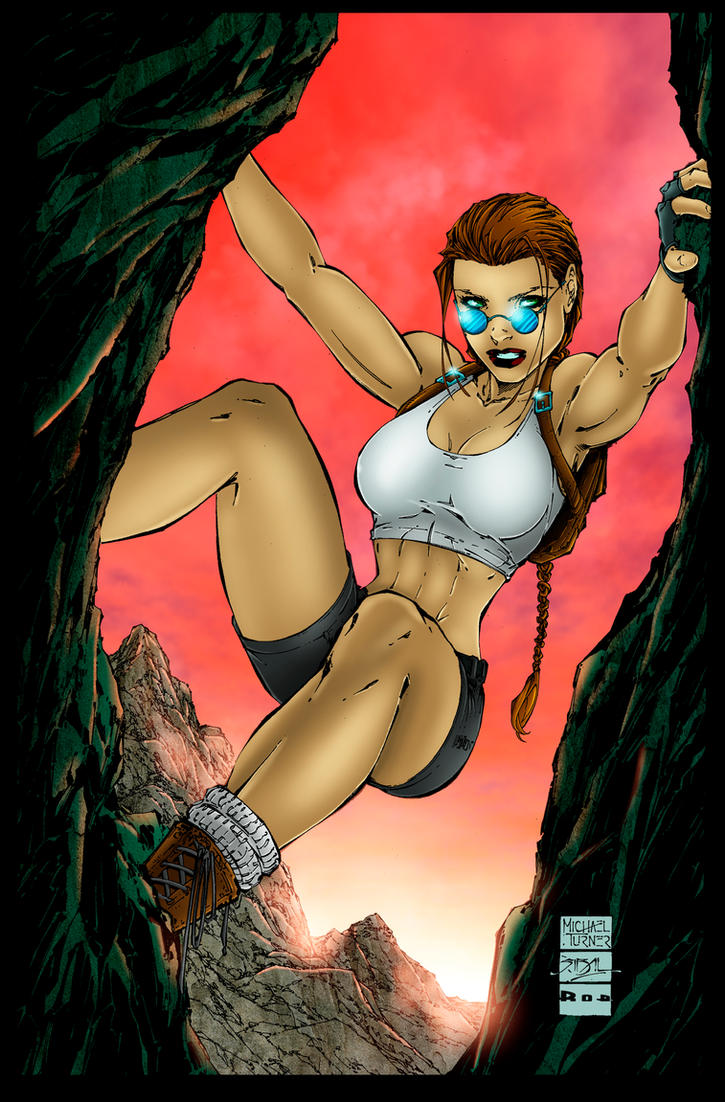 Lara Croft by Ta2dsoul
