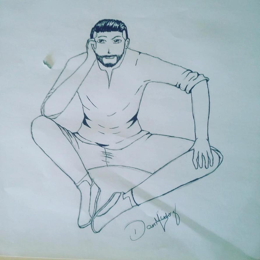 A random guy by MunDan