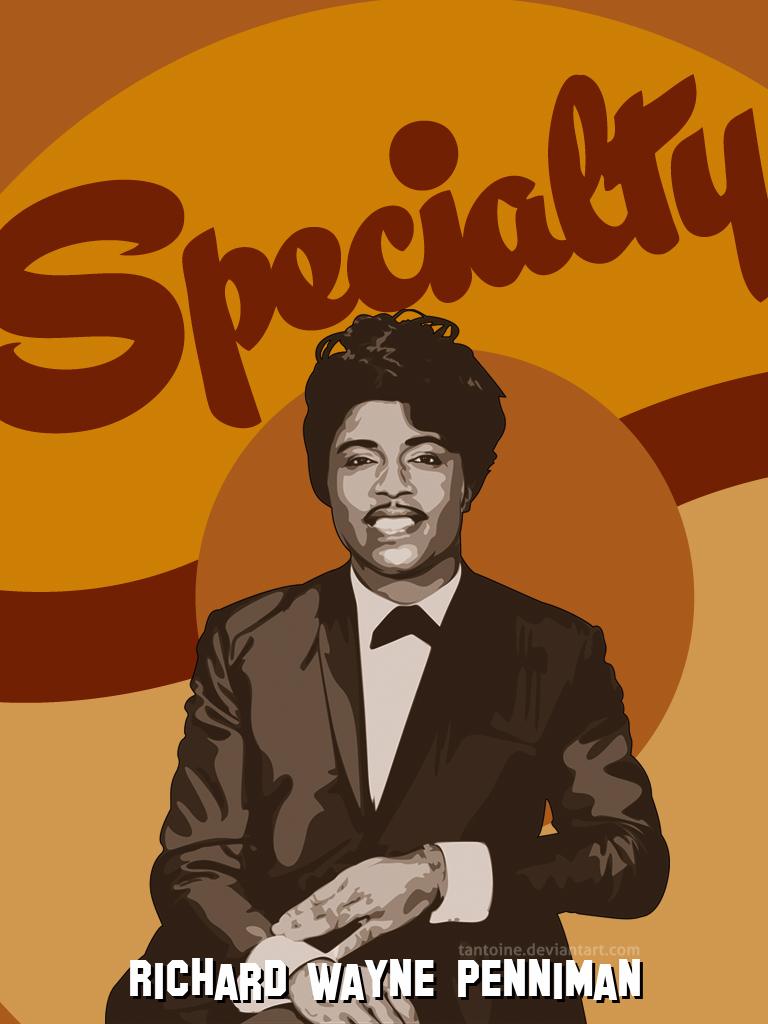 Little Richard by TAntoine