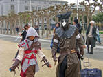 Assassin and Plague Doctor 1