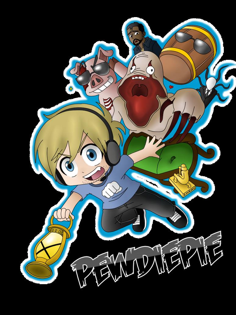 PewDiePie! by EdoRoku