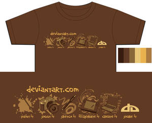 DeviantWEAR Shirt - Share It 2
