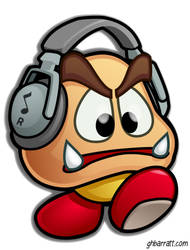 Goomba Tunes by ghbarratt