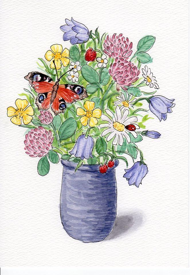 Wildflowers by Nyffetyff