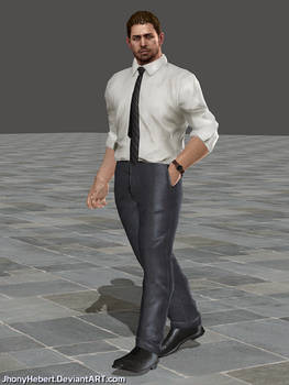 Chris Redfield - Formal Clothing
